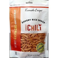 Kameda Crisps No Peanuts Original, Sweet Chilli, 3.5-Ounce (Pack of 12)
