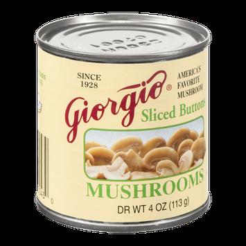 Giorgio Mushrooms Sliced Buttons