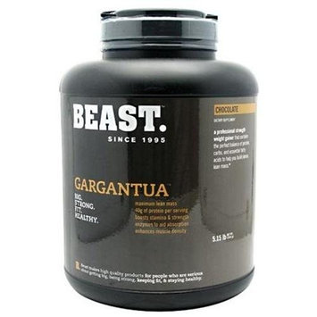 Beast Sports Nutrition Gargantua 5.15 lb (2340g) Chocolate Weight Gain Supplements Beast Sports Nutrit