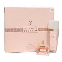 Intimately Beckham By Beckham For Women. Gift Set ( Eau De Toilette Spray 1.7 Oz + Satin Body Spray 2.5 Oz )