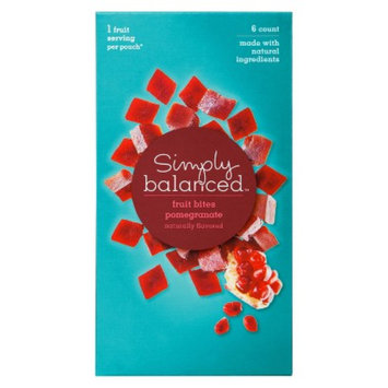 Simply Balanced Pomegranate Fruit Bites 5.1 oz