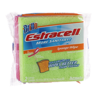 Brillo Estracell Sponge Wipe