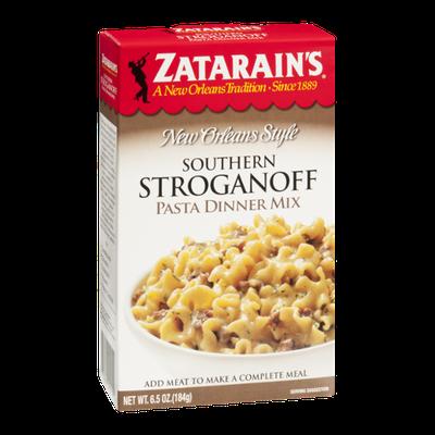 Zatarain's New Orleans Style Southern Stroganoff Pasta Dinner Mix