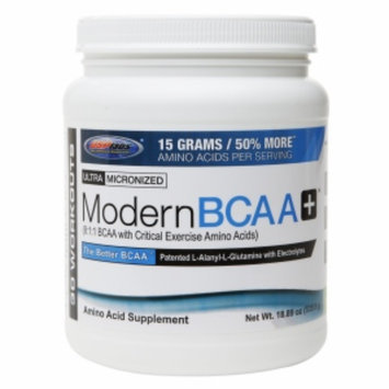 Usp Labs USP Labs - Modern BCAA Ultra Micronized Amino Acid Supplement Green Apple - 18.89 oz.