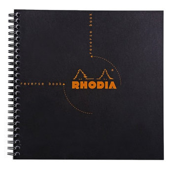 Rhodia Classic Wirebound Notebooks