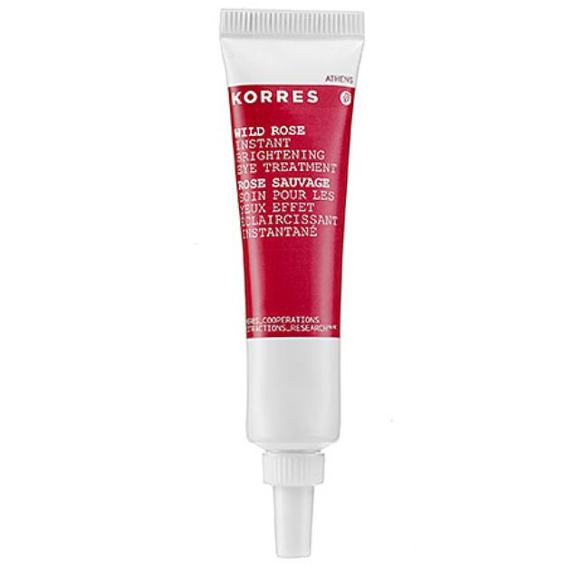 Korres Wild Rose Instant Brightening Eye Treatment 0.51 oz