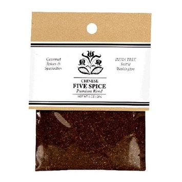 India Tree Chinese Five Spice, 1 oz (Pack of 4)