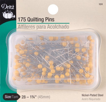 Dritz 131 Quilting Pins-Size 28 175-Pkg