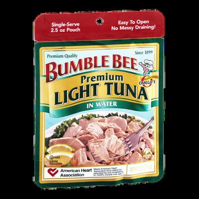 Bumble Bee Premium Light Tuna in Water