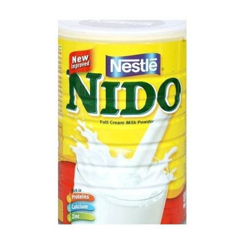 Nestlé Nido Milk Powder Europe, 5.5-Pound Jumbo Cans (Pack of 6)