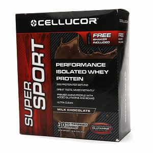 Cellucor Isolated Whey Protein with Shaker