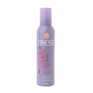 Finesse Color Lock Mousse