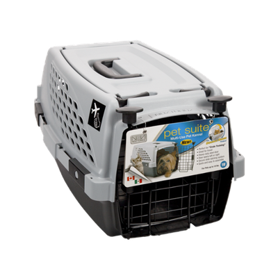 Noztonoz Pet Suite 19 Inch Multi-Use Pet Kennel