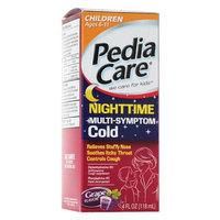 PediaCare Nighttime Multi-Sympton Cold  syrup