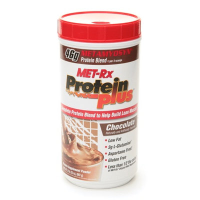 Met-Rx Protein Plus Powder Chocolate
