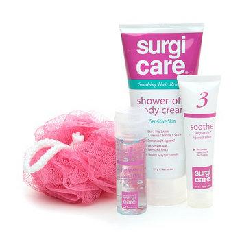 SurgiCare Shower-Off Body Creme for Sensitive Skin