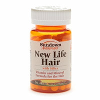 Sundown Naturals New Life Hair with Copper