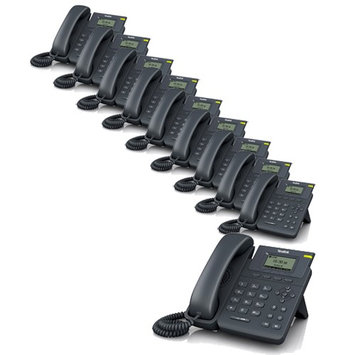 Yealink SIP-T19P (10-pack) Entry-Level IP Phone
