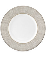 Vera Wang Wedgwood Gilded Weave Platinum Accent Salad Plate