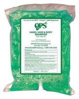 OPS 1405-04G Body Wash/Shampoo/Shave Cream,1000mL, PK2