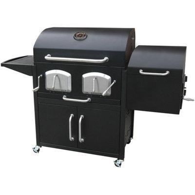 Landmann Bravo Premium Charcoal Grill and Smoker
