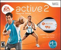 Electronic Arts EA Sports Active 2.0 Bundle