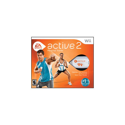 Electronic Arts EA Sports Active 2.0 Bundle