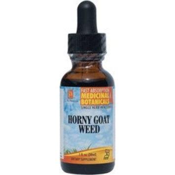 L.A. Naturals Kosher Horny Goat Weed Liquid 1 OZ