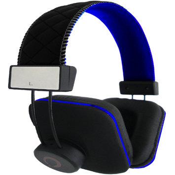 Club Electronics Quantum FX Stereo Headphones Blue