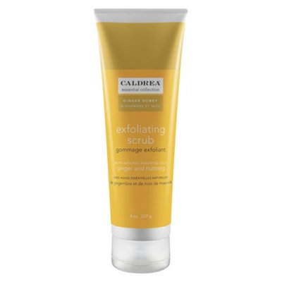 Caldrea Essentials Collection Ginger Honey Exfoliating Scrub - 8 oz