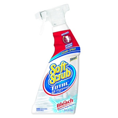 Soft Scrub Total with Bleach Cleaner