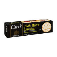 Carr's Table Water Crackers