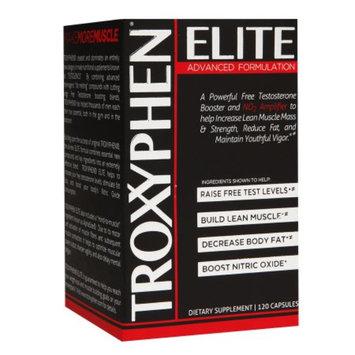 TROXYPHEN Elite Advanced Formula Testosterone Booster & NO2 Amplifier, Capsules, 120 ea