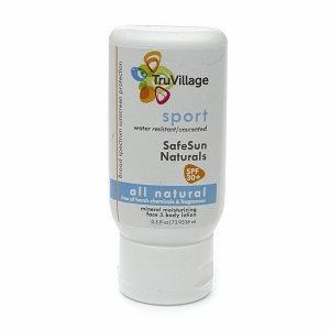 TruVillage SPORT Sunscreen lotion