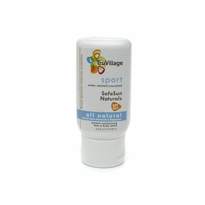 TruVillage SPORT Sunscreen lotion
