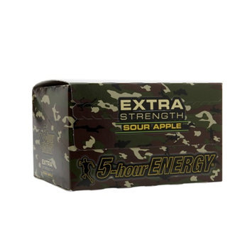 5-Hour Energy Extra Strength Energy Shot Sour Apple