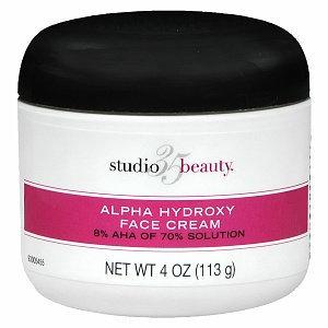 Studio 35 Beauty Alpha Hydroxy Face Cream