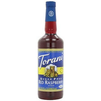 Torani Sugar Free Syrup, Red Raspberry, 33.81 Ounce (Pack of 3)