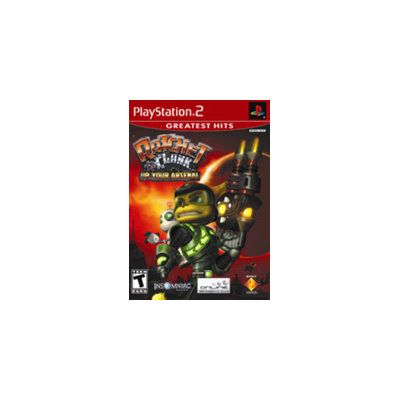 Sony Ratchet & Clank: Up Your Arsenal