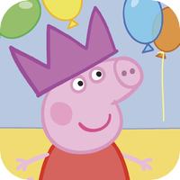 P2 Games Limited Peppa Pig's Party Time