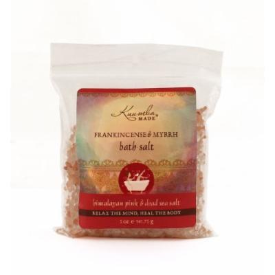 Kuumba Made Frankincense & Myrrh Bath Salt - 5 Oz