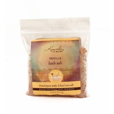 Kuumba Made Vanilla Bath Salts - 5 Oz