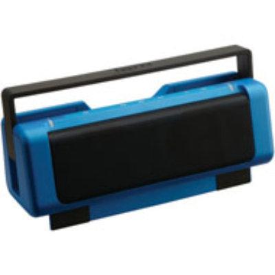 HMDX Jam Party Bluetooth Boom Box - Blue