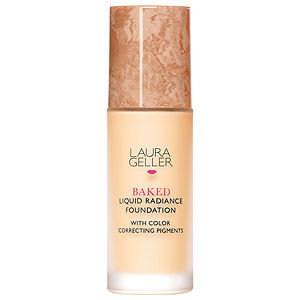 Laura Geller Beauty Baked Liquid Radiance Foundation With Color Correcting Pigments
