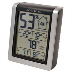 Chaney Instruments Chaney 00613 Indoor Thermometer with Humidity