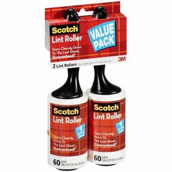 Scotch-Brite Lint Roller Value Pack