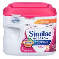 Similac Go & Grow Soy Based Powder