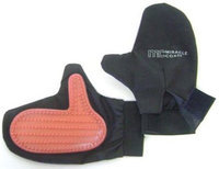 Miraclecorp Miracle Care Grooming Mitt for Dogs