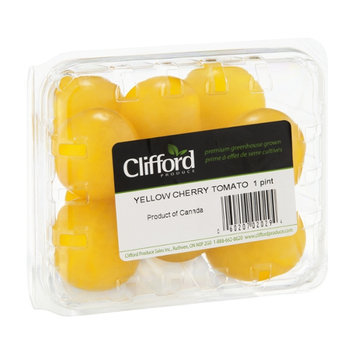 Clifford Produce Tomato Yellow Cherry