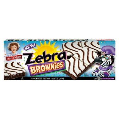 Little Debbie Zebra Brownies - 12.99 oz